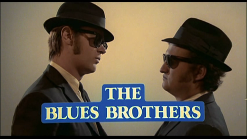 movietitlecards:  The Blues Brothers (1980) // John Landis