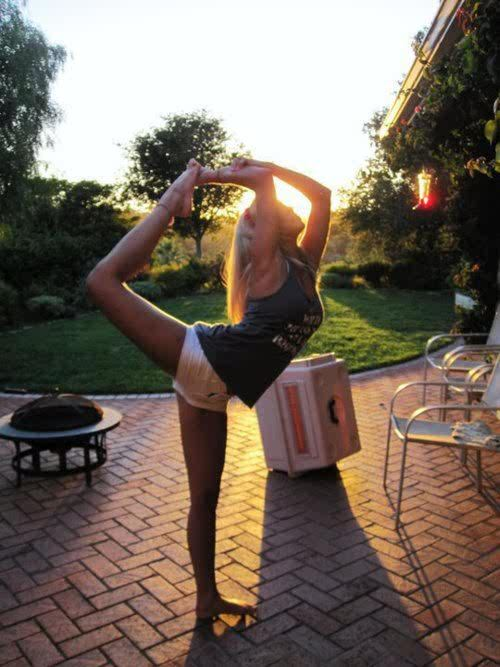 prettyrecklesbitch:  The more I see pictures of yoga the more it motivates me to do it :)