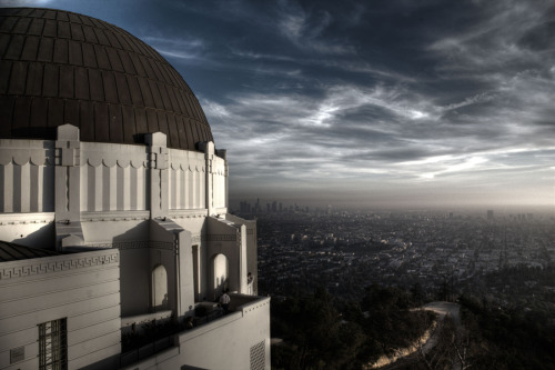 Observing Los Angeles by Andy Kennelly