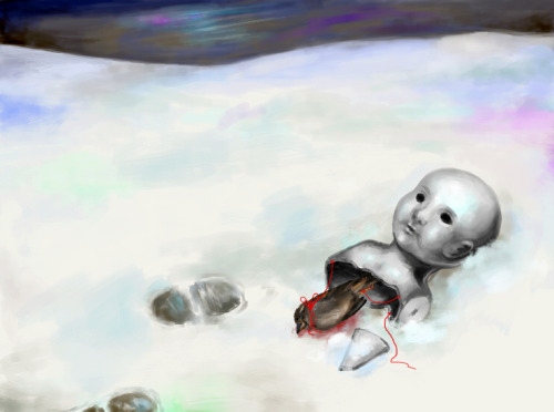 Winterdoll by lazydreaming Inspiration piece: The Art of Respiration by tearz-of-darkness