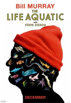 fuckyeahmovieposters:  The Life Aquatic with Steve Zissou