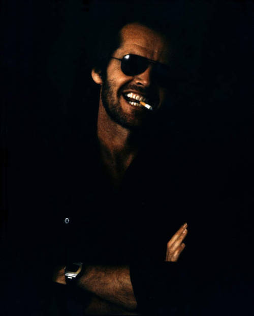 cinemamonamour:  Jack Nicholson