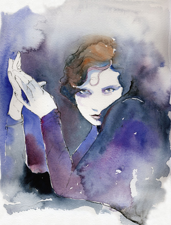 TILLY LOSCH by Cate Parr