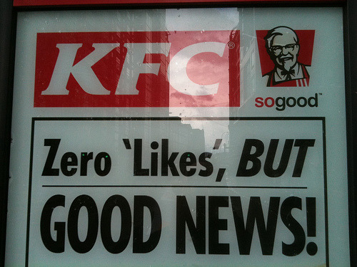 Is KFC less healthy than Taco Bell?!?!? Find out here: KFC
