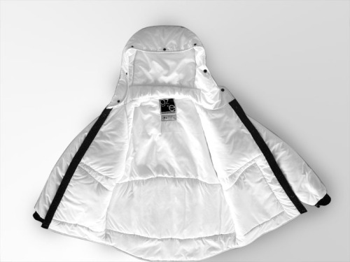Quota Zero Jacket - The Future of Aerogel Padding - Aerogel Design System by GZE Select your version and Buy It The high price of this item is due to its exclusivity. Each garment is manufactured on demand using innovative and experimental raw materials combined with laborious hand made tailoring techniques, typical of the Italian tradition. Therefore this item is a unique, high-performance product.