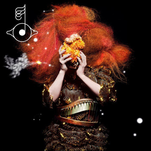 inezandvinoodh:  at last, here it is! introducing björk: crystalline. cover by m/m (paris) and inez van lamsweerde & vinoodh matadin