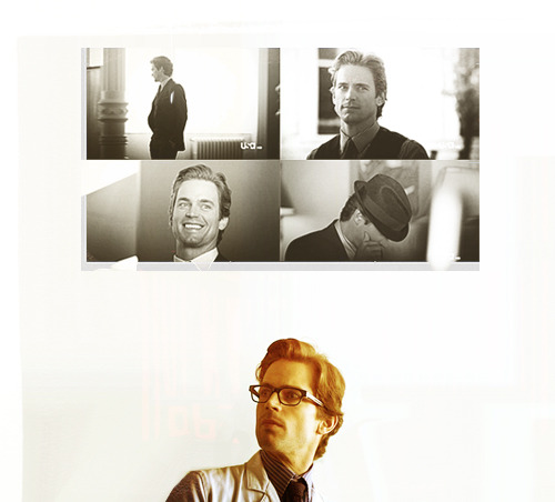 favorite  tv characters - neal caffrey | white collar