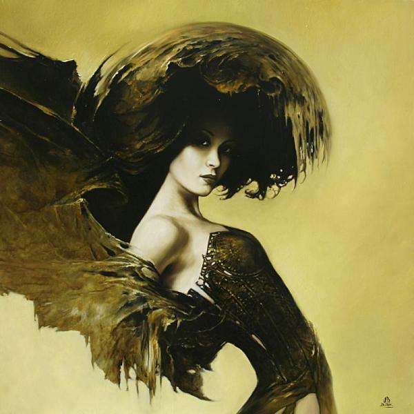 ZALOTNICA Illustration by Karol Bak