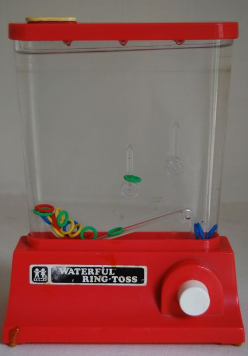 imremembering:  The Ring Toss  This thing was amazing!