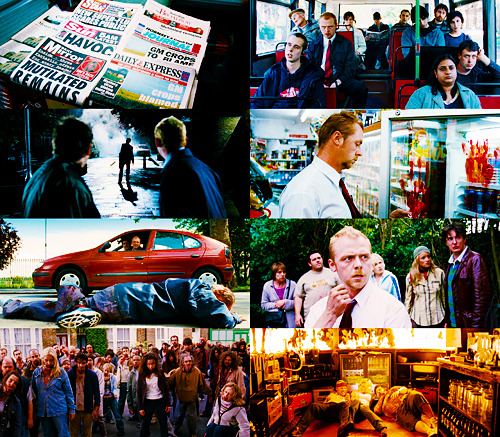 "The Never-Ending List of Favorite Films | Shaun of the Dead (2004) ""Lizzy, how can you put your faith in a man you spectacularly binned for being unreliable? A man whose idea of a romantic nightspot and an impenetrable fortress are the same thing?"""