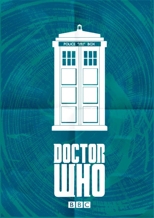 Doctor Who by TheDisenchanted