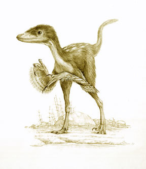 Mick Ellison has to be one of the greatest paleoartists of all time. Here, the AMNH gives a shout out to him and five other illustrators who have done work for the museum. Buttah. (via American Museum of Natural History News » Scientific Illustration at the Museum)