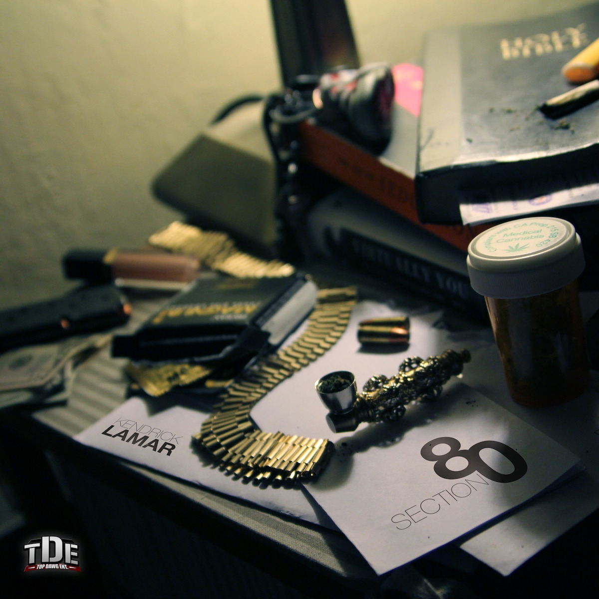 KENDRICK LAMAR - #SECTION 80 TRACKLISTING (Drops 7/2)