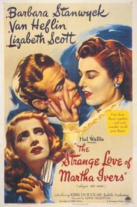 Currently watching: The Strange Love of Martha Ivers (1946 dir. Lewis Milestone)
