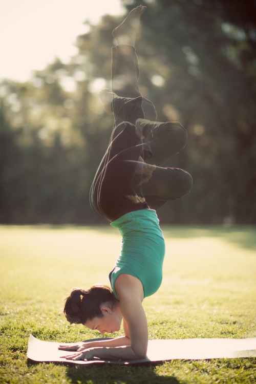 garrettfrandsen:  Krista Shirley in Orlando at the Yoga Shala. Photography by Garrett Frandsen