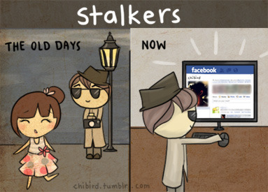 chibird:  I don't stalk people on Facebook… -cough- xD Unhappy with the art here, but too tired to try to redraw it. >___<; Sorry y'all, hopefully I'll post something nicer tomorrow.