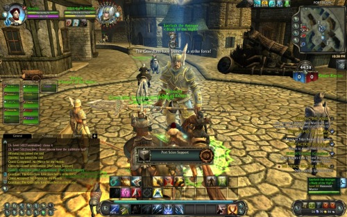 Choochx: I earned this achievement: Port Scion Support! #Rift