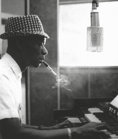 Nat King Cole.