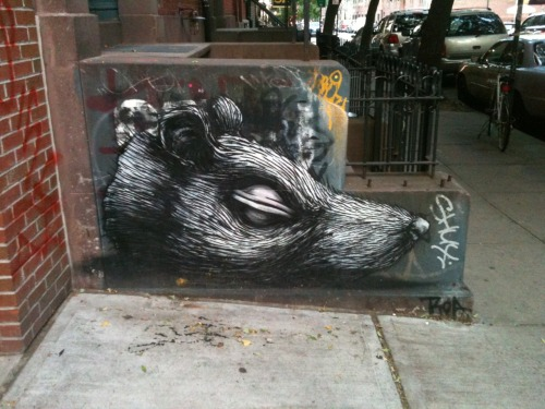 ROA piece on 2nd st.