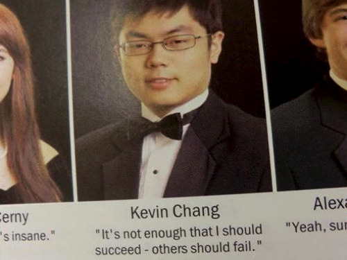 Kevin Chang, you heartless bastard.