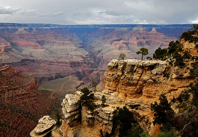 Grand Canyon Image 1 by MarvHansen on Flickr.
