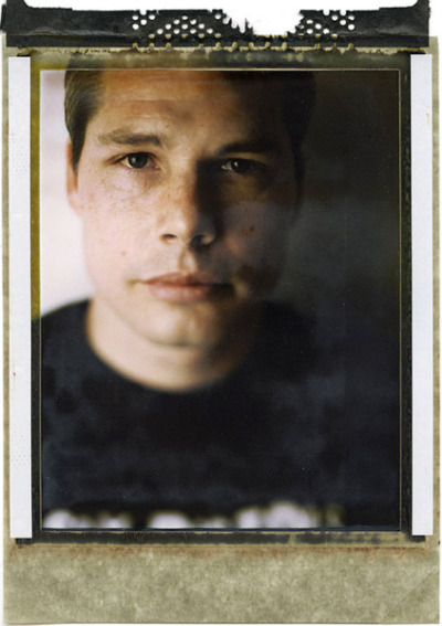 Shepard Fairey | © Jeremy & Claire Weiss (Polaroid Project)