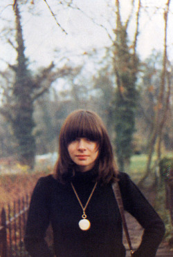 Anna Wintour (the young years) by India. on Flickr.