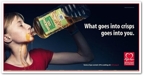 healthyalexandria:  I think this is a really powerful advertisement.