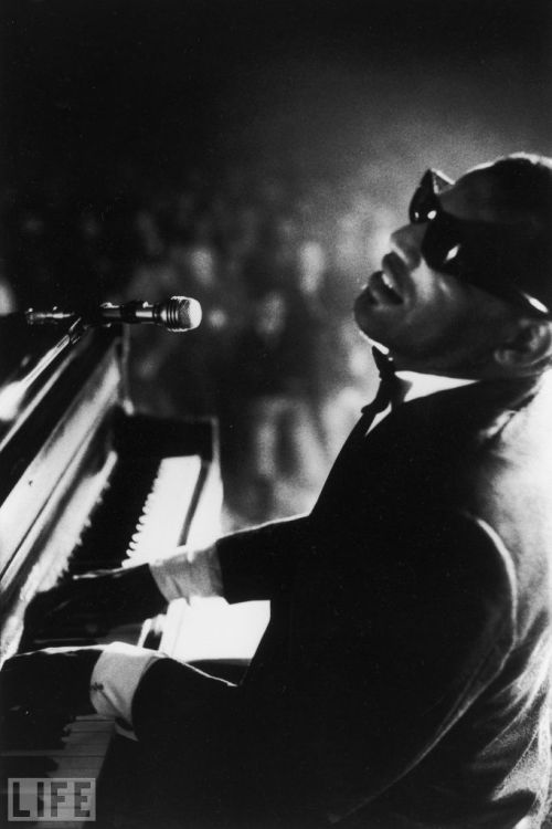 "life:  Ray Charles, the star Frank Sinatra called ""the only true genius in the business"" — Ray Charles: Genius in Action"