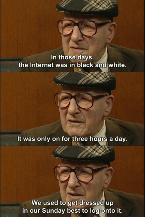 pooptaco:  It's true! Ah, the good old days of Internet.