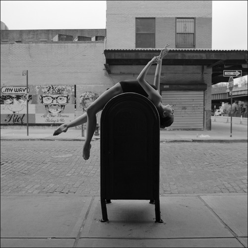 "ballerinaproject:  Alys - West 13th Street Become a fan of the Ballerina Project on Facebook:  http://www.facebook.com/pages/ballerina-project/22455674948 Please vote for the Ballerina Project in the ""One Life"" photography competition: http://BallerinaProject.www.see.me/onelife2011"