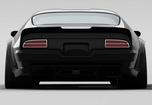 chromjuwelen:  Back (via Pontiac Firebird Twin-turbo)