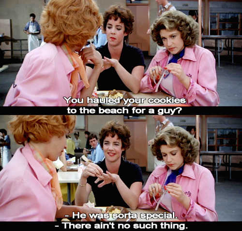 retrogoddess:  Grease