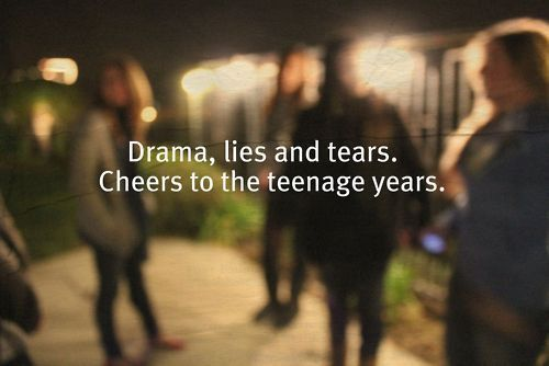 Teenage Years.