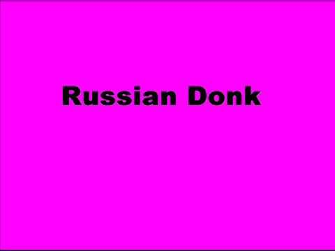 Portrait of a young donk as a Russian DJ.