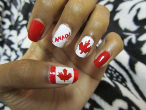 fancifulfingers:  HAPPY BIRTHDAY CANADA!!