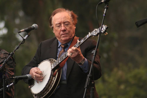 Earl Scruggs by dinab on Flickr.Earl Scruggs.