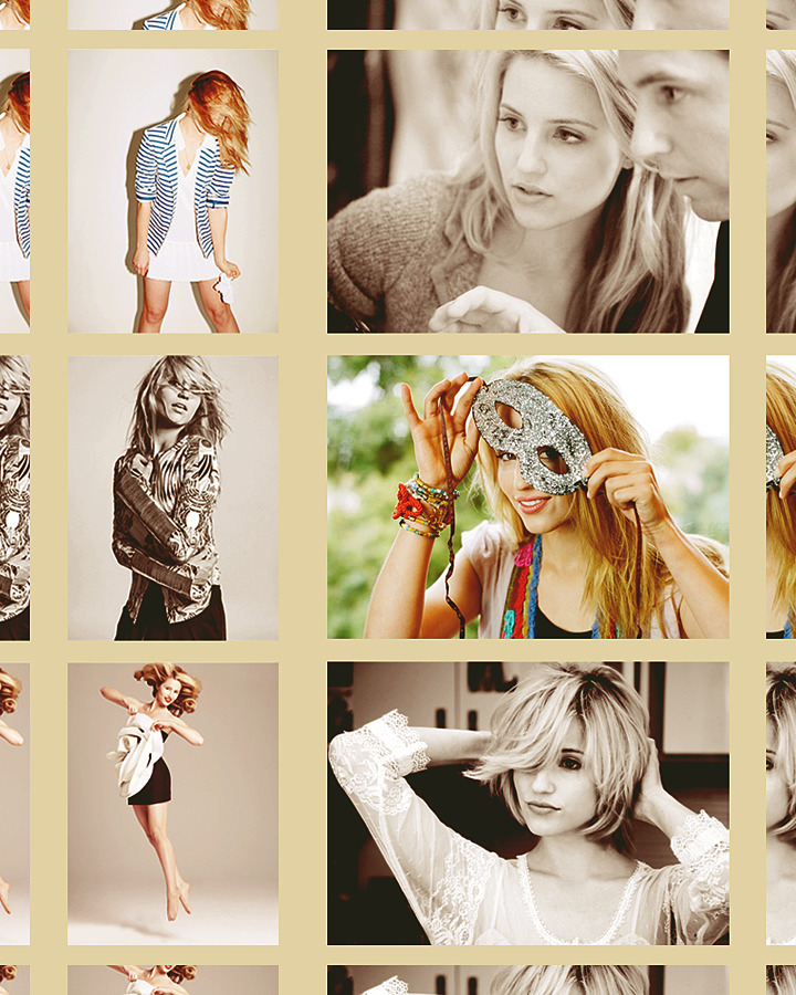 mirageoftheworld:  Top 6 Photos:  Dianna Agron