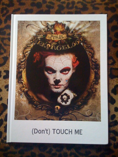 (Don`t) Touch Me BodyModification Fotobook  Arkangel666