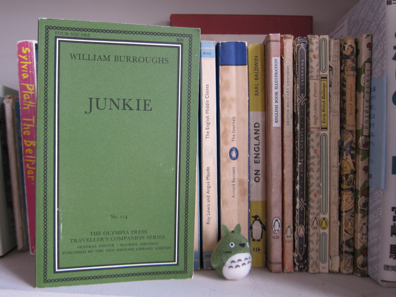 Junkie by William Burroughs.