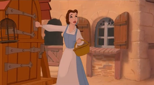 Belle from Disney's Beauty and the Beast