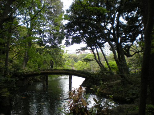 Rikugien Garden, Tokyo, Japan submitted by: shadowsareeverywhere, thanks!