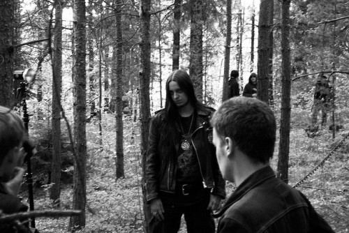 slutseverywhere:  Darkthrone behind the scenes 2001 by halvorbodin on Flickr.