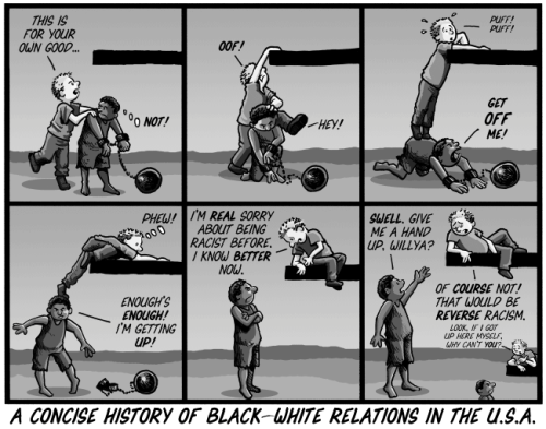 blunthought:  Why reverse racism does not exist.