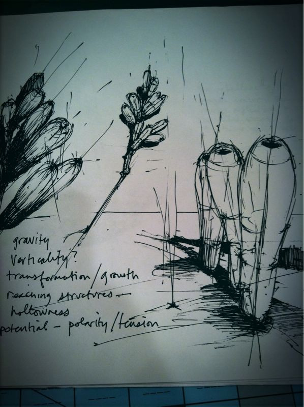 From the sketchbook 6.30 #2