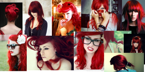 More red hair <3