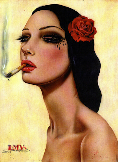 m-as-tu-vu:  By B. M. Viveros