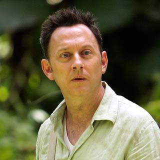 Just saw Ben from Lost Michael Emerson walking down the street. Always excting because I LOVED Lost - but also because he is married to Arlene Carrie Preston from True Blood!