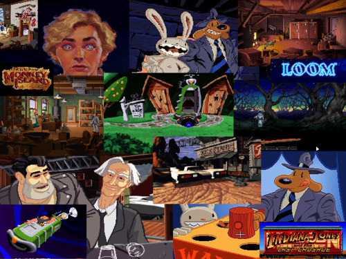 beers4years:  LucasArts thank you for all the computer games I grew up with.