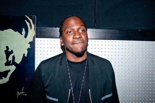 Here's an outtake of a quick photoshoot I did with Pusha T last night at the TLA in Philly. You can read my interview with him HERE. 06/29/2011